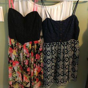 Dresses & Skirts - 😮 THREE Dresses